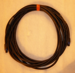 15 metre NL4 Speakon cable