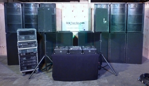 DJ Package 5 - 12,200w PA - 800w Monitors